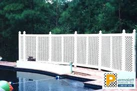 vinyl lattice fence panels. Fine Vinyl Latice Top Fence Lattice Designs Vinyl  Fencing Topped  Redwood  And Vinyl Lattice Fence Panels C