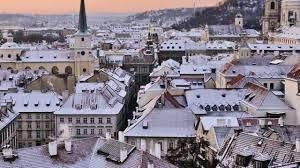 Previsioni Meteo: prima neve in arrivo sull'Europa centrale ...