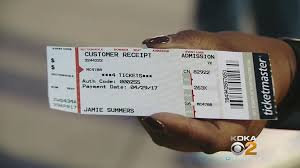 Tickets Bruno Pittsburgh They Fans Find Cbs Mars Disappointed Bought Out Fake –
