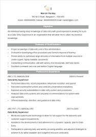 Resume Letters : Best Resume Formats That Grab Attention