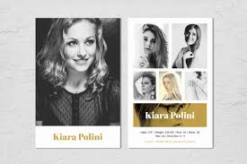 Pin On Model Comp Cards