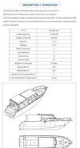 Fishing Boat Hull Design 32ft Motor Sailing Aluminum Yacht Sport Fishing Boats With Inboard And Sterndrive Buy Aluminum Boats Sport Fishing Boat Motor Sailing Yacht Product