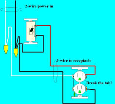 light outlet way switch wiring diagram images switched outlet wiring diagram homerepairforum com forum