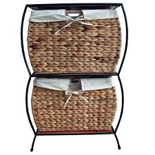 Wicker Basket Cabinet Pangaea Seagrass Basket Storage Pangaea Rattan 2 Drawer File