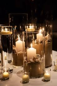 Shells and candles. Coordination: Charnissa Richardson, Viceroy, Anguilla.  Photography: Catherine