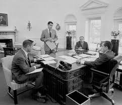 nixon oval office. president richard nixon seated at right meets with staff on march 13 1970 from left are h r haldeman dwight chapin and john d ehrlichman oval office b
