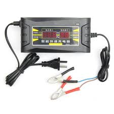 <b>12v 6a</b> smart fast battery charger for car motorcycle <b>lcd display</b> Sale ...