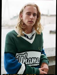 Blondey McCoy's Thames and Fred Perry team-up for a collegiate inspired  collection | Esquire SG