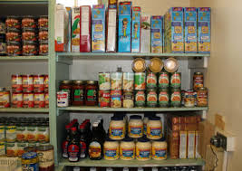 The First Church Food Pantry