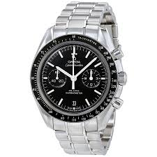 omega speedmaster moon black dial stainless steel men s watch omega speedmaster moon black dial stainless steel men s watch 311 30 44 51 01 002