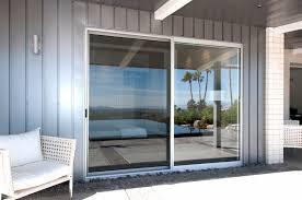 image of interior sliding glass doors residential