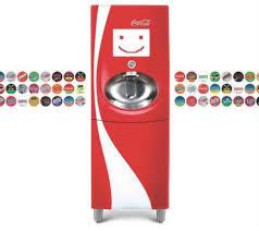 New Coke Vending Machine Cool Coke Pepsi Introduce Futuristic New Soda Fountains And Vending