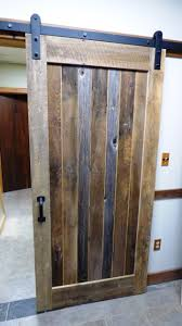 Homely Idea Barn Style Door Turn That Old Into A Sliding Barn ...