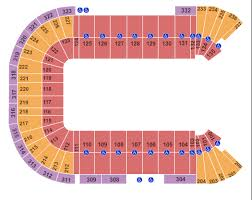 Sam Boyd Stadium Seating Chart Las Vegas