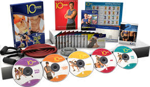 tony horton creator of 10 minute trainer workout available on 2 dvds