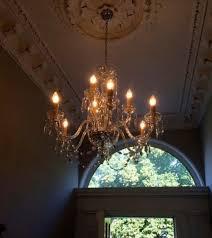 waterford crystal lismore 9 arm chandelier