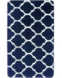 navy blue and white bathroom rug awesome memory foam bath rugs winter home trellis rug navy blue and white bathroom rug