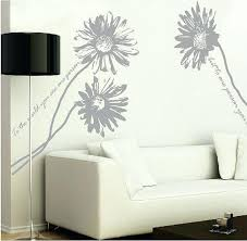 daisy wall art flower wall decal daisy wall decals vinyl flowers wall sticker wall art nursery oopsy daisy transportation wall art