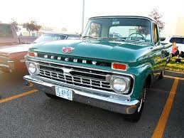 1966 Mercury M-100 pickup truck | Trucks old and some cool new ones ...