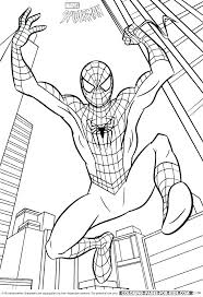 Free Printable Black Spiderman Coloring Pages Black Coloring Pages