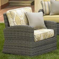 outdoor wicker chairs rockers