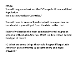 cultural geography of latin america ppt video online  31 essay