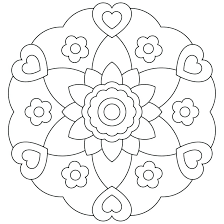 Mandala Coloring Pages Free Animal Mandala Coloring Pages Cute Best