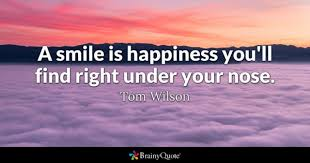Quotes on smile Smile Quotes BrainyQuote 26