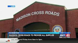 Madison Cross Roads Elementary to provide all needed school supplies for  students