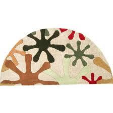 semi circle rugs design ideas for half circle rugs home intended plan semi circle rugs