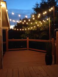 Outdoor Deck Lighting Ideas 20 Beautiful Lighting On The Garden Ideas Outdoor Deck