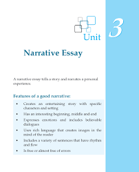 narritive essay grade 7 narrative essay composition writing skill