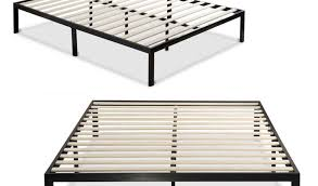 Incredible Twin Mattress Platform Bed Frame Metal Bewitch Of Build A