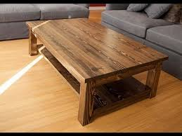 High Quality Solid Wood Coffee Table   YouTube Pictures Gallery