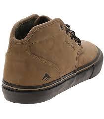Emerica Size Chart Shoes Emerica Wino G6 Mid Tan Black Men S Blackcomb