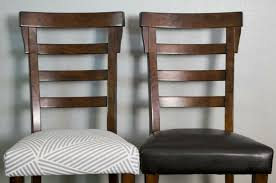 How To Reupholster Difficult Dining Chairs Stunning Reupholstered Dining Room Chairs