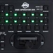 american dj dmx operator 384 close up