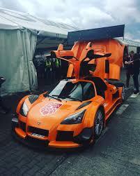 Gumpert Apollo at Gran Turismo Polonia 2017 : TopGear