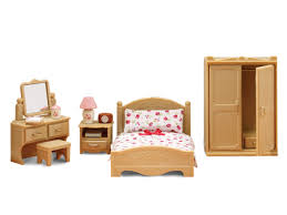 Calico Critters Parents Bedroom