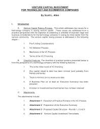 Sweat Equity Agreement Investment Agreement Template Free Word