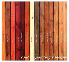 Cabot Semi Transparent Stain Color Chart Olympic Semi Transparent Stain Colors Polaritickethub Club