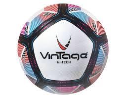 <b>Мяч футбольный VINTAGE Hi-Tech</b>, размер 5 — купить в ...