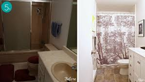 small bathrooms makeover. Wonderful Makeover Small Bathroom Makeovers For Small Bathrooms Makeover