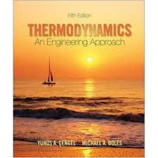 Cengel and boles thermodynamics an engineering approach-5ed