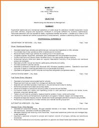 Warehouse Resume Objective Examples warehouse resume sop proposal 27
