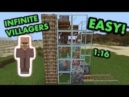 simple 1 16 villager breeder tutorial