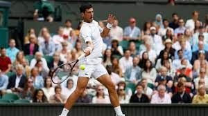 Roger Federer and Rafael Nadal ...