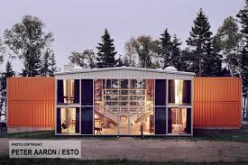 12 Container House By Adam Kalkin. Single Family Prefab Sustainable Modular Home  Made Out Of