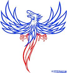 птица феникс как рисовать пошук Google мотив птица феникс
