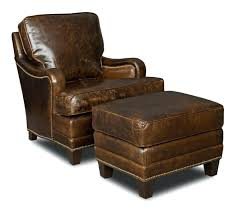 Exotic Reading Chair And Ottoman Furniture Reading Chair And Ottoman  Stunning Furniture Brown Full Grain Leather